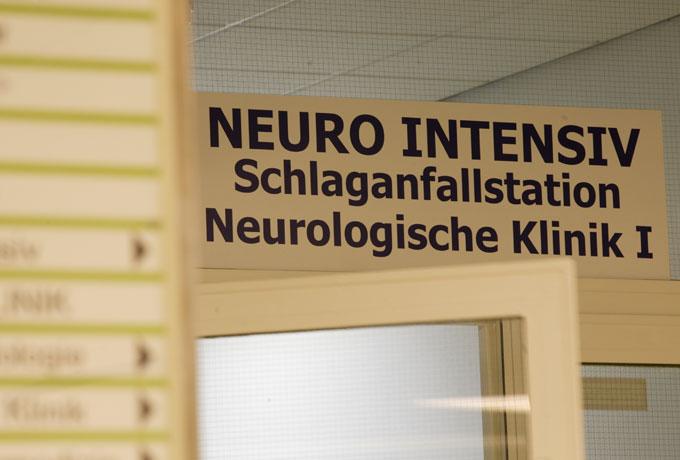 Auf einer Stroke Unit werden Schlaganfallpatienten in der ersten Phase nach der Erkrankung intensiv betreut und behandelt.
