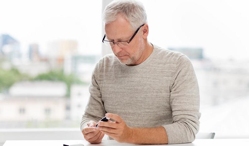 Diabetes mellitus kann ein Auslöser sein, an Vorhofflimmern zu erkranken.