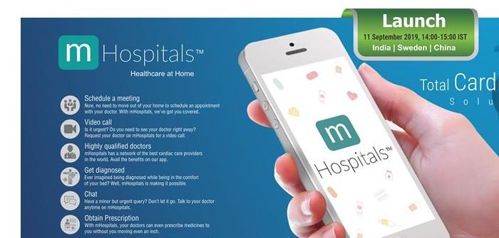 mHospitals: 500 Herzuntersuchungen in nur 90 Tagen (Grafik: VBTI Group/mHospitals)